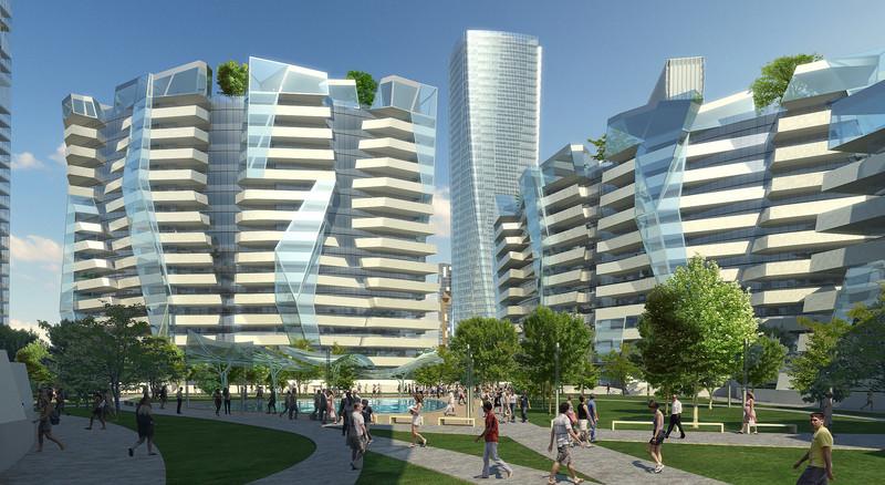 Associazione vivi e progetta un 39 altra milano no al for I nuovi grattacieli di milano